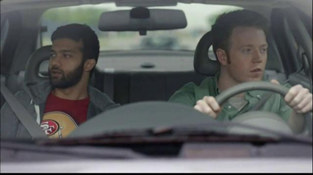 NFL Fantasy Football TV Spot, 'Friends Don't Small Talk: Car'