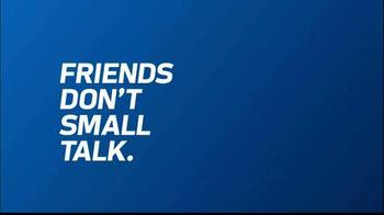 NFL Fantasy Football TV Spot, 'Friends Don't Small Talk: Car' - Thumbnail 3