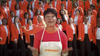 Popeyes Love That Chicken Month TV Spot, 'Singing' - Thumbnail 7