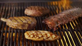 Applebee's Wood Fired Grilled Chicken TV Spot, 'Mouth Watering Variety'
