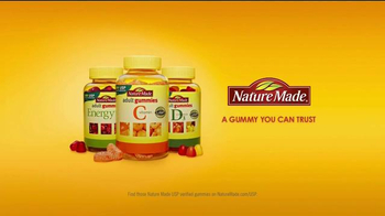 Nature Made Vitamin C Adult Gummies TV Spot, 'Seaweed Wrap' - Thumbnail 5
