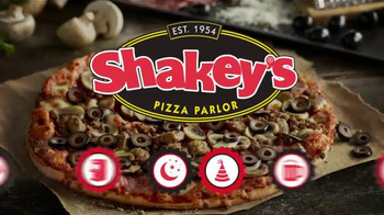 Shakey's Pizza Parlor Shakey's Special TV Spot, 'Mouth Watering' - Thumbnail 10