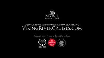 Viking Cruises 20th Anniversary Special TV Spot, '2017 Sailings' - Thumbnail 6