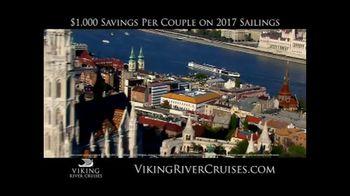 Viking Cruises 20th Anniversary Special TV Spot, '2017 Sailings' - Thumbnail 2