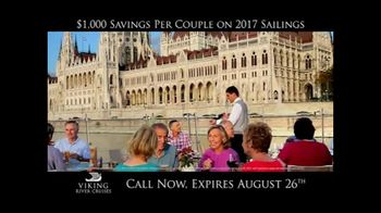 Viking Cruises 20th Anniversary Special TV Spot, '2017 Sailings' - Thumbnail 3