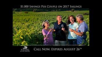 Viking Cruises 20th Anniversary Special TV Spot, '2017 Sailings' - Thumbnail 4