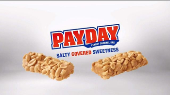 Payday TV Spot, 'Salty Covered Sweetness: Parking Spot' - Thumbnail 1