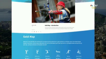 NBC Gold Map TV Spot, 'Find Your Path: Golf' - Thumbnail 4