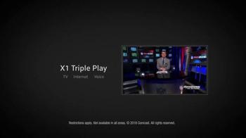XFINITY X1 Triple Play TV Spot, 'Pro Fans' - Thumbnail 9