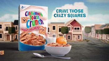 Cinnamon Toast Crunch TV Spot, 'Swiping' - Thumbnail 10