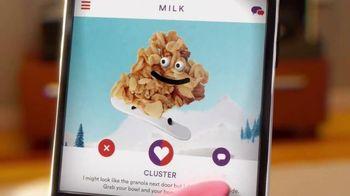 Cinnamon Toast Crunch TV Spot, 'Swiping'