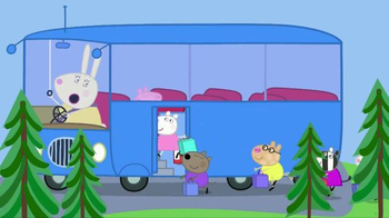Peppa Pig TV Spot, 'School Day' - Thumbnail 2