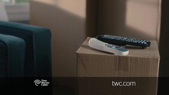 Time Warner Cable Phone TV Spot, 'Moving In' - Thumbnail 4