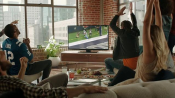 DIRECTV NFL Sunday Ticket TV Spot, 'Now You Can' Ft. Andrew Luck, Tony Romo - Thumbnail 9