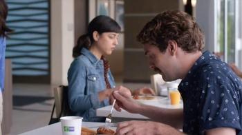 Holiday Inn Express TV Spot, 'Bullhorn' Featuring Rob Riggle - Thumbnail 9