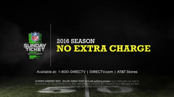 DIRECTV NFL Sunday Ticket TV Spot, 'DIRECTV You' Featuring Eli Manning - Thumbnail 6