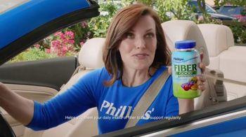 Phillips Fiber Good Gummies TV Spot, 'Security Gate'