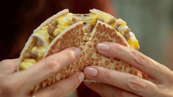 Taco Bell $1 Morning Value Menu TV Spot, 'This'