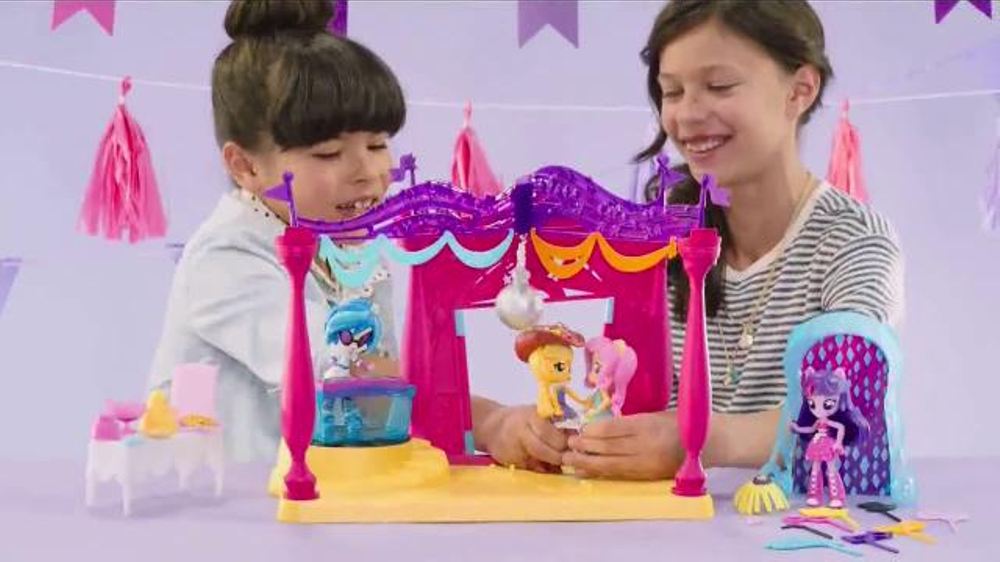 My Little Pony Equestria Girls Tv Commercial Come Play With Me Ispot Tv