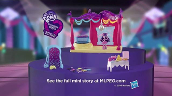 My Little Pony Equestria Girls TV Spot, 'Come Play With Me' - Thumbnail 8