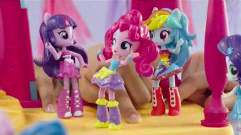 My Little Pony Equestria Girls TV Spot, 'Come Play With Me' - Thumbnail 6