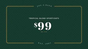 JoS. A. Bank Super Tuesday Sale TV Spot, 'Tropical Blend' - Thumbnail 3