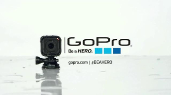 GoPro HERO Session TV Spot, 'Top of the World' Song by Wolfmother - Thumbnail 10