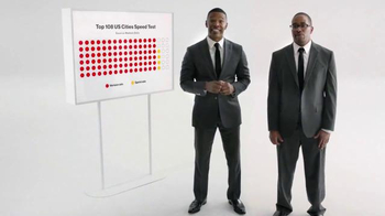 Verizon TV Spot, 'Speed Test' Featuring Jamie Foxx - Thumbnail 4