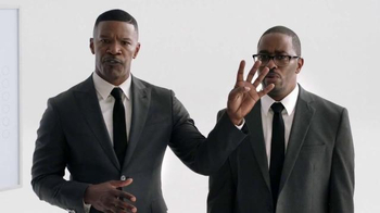 Verizon TV Spot, 'Speed Test' Featuring Jamie Foxx