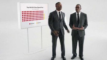 Verizon TV Spot, 'Speed Test' Featuring Jamie Foxx - Thumbnail 8