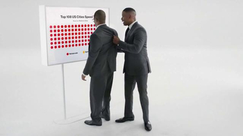 Verizon TV Spot, 'Speed Test' Featuring Jamie Foxx - Thumbnail 9