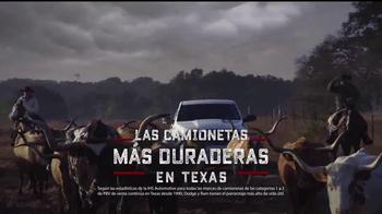 Ram Trucks Liquidación de Verano TV Spot, 'Texas Lone Star' [Spanish] - Thumbnail 5