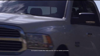 Ram Trucks Liquidación de Verano TV Spot, 'Texas Lone Star' [Spanish] - Thumbnail 6