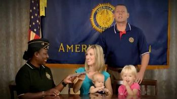 The American Legion TV Spot, '100 Years' - 12 commercial airings