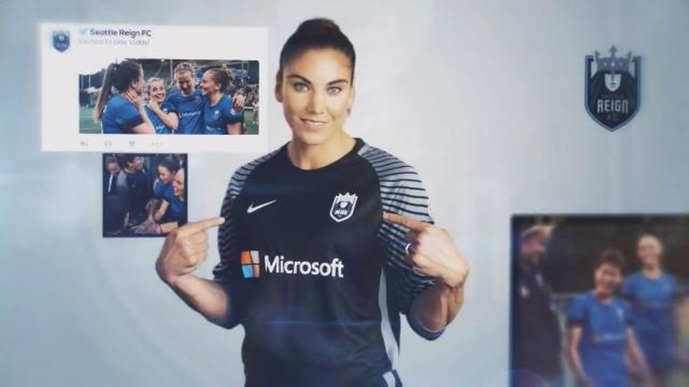 FOX Sports 1 NWSL Squad Contest TV Commercial, 'Win a Trip' Featuring Hope Solo