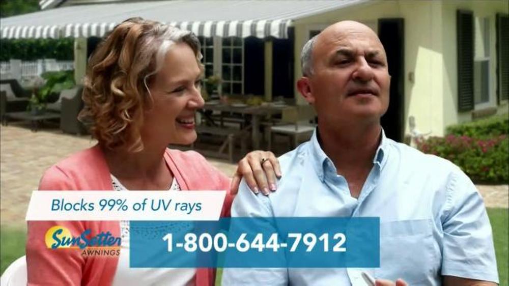 SunSetter TV Commercial, 'Lifestyle' - iSpot.tv
