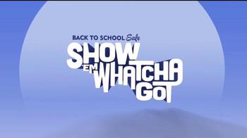Shoe Carnival Back to School Sale TV Spot, 'Vans and Athletics' - Thumbnail 2