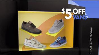 Shoe Carnival Back to School Sale TV Spot, 'Vans and Athletics' - Thumbnail 3