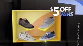 Shoe Carnival Back to School Sale TV Spot, 'Vans and Athletics' - Thumbnail 4