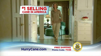 The HurryCane Special Savings Event TV Spot, 'Give the Support Mom Needs' - Thumbnail 3