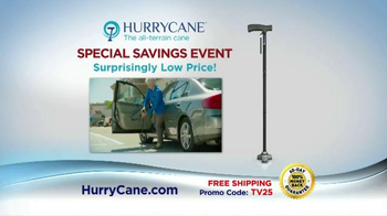 The HurryCane Special Savings Event TV Spot, 'Give the Support Mom Needs' - Thumbnail 4