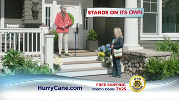 The HurryCane Special Savings Event TV Spot, 'Give the Support Mom Needs' - Thumbnail 5