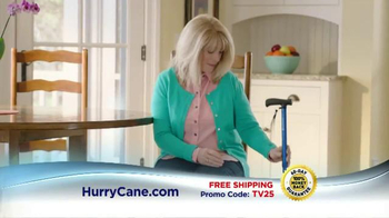 The HurryCane Special Savings Event TV Spot, 'Give the Support Mom Needs' - Thumbnail 6
