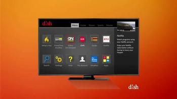 Dish Network TV Spot, 'Netflix Favorites' - Thumbnail 2