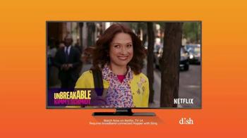 Dish Network TV Spot, 'Netflix Favorites' - Thumbnail 3