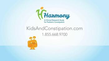 The Harmony Study TV Spot, 'Pediatric Constipation' - Thumbnail 6