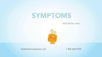 The Harmony Study TV Spot, 'Pediatric Constipation' - Thumbnail 1