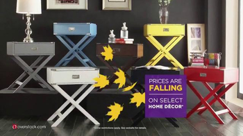 Overstock.com September Steals TV Spot, 'Prices are Falling' - Thumbnail 6