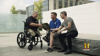 Disabled American Veterans TV Spot, 'History Channel'