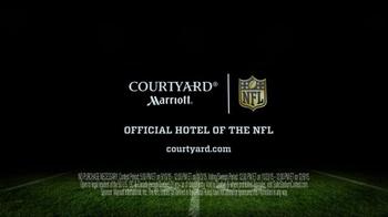 Courtyard TV Spot, 'Super Bowl 2016: Bistro' - Thumbnail 9